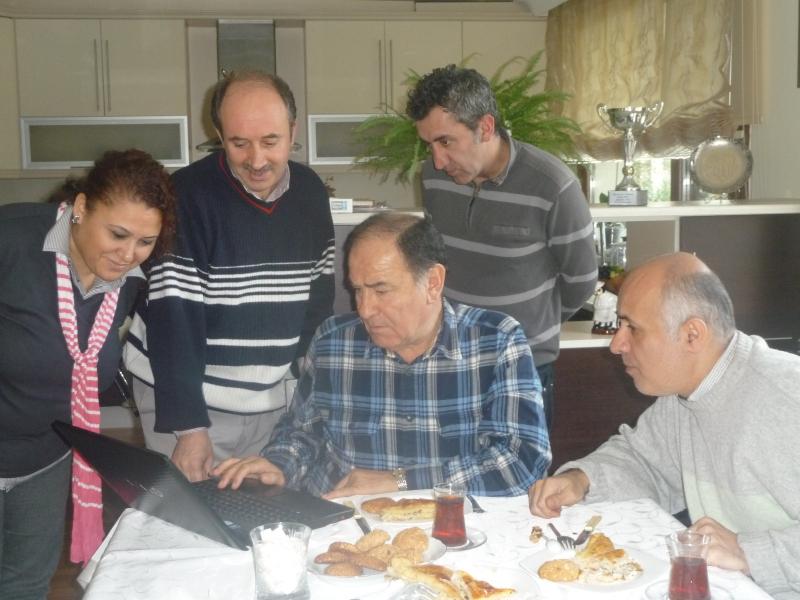 Fatih Çetin'i Ziyaret