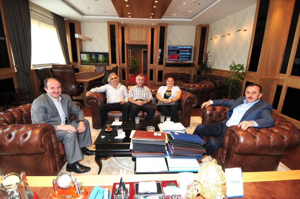 Bağcılar Belediye Başkanı Lokman Bey